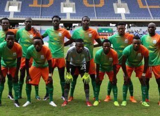 Zesco Foreign Legion United Soccer Team