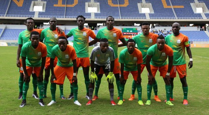 Zesco Foreign Legion United Soccer Team