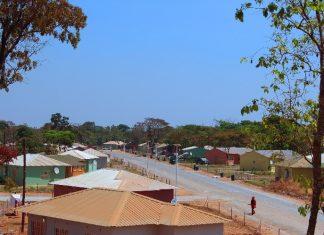 village near FQM