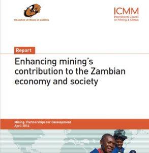 ICMM Report