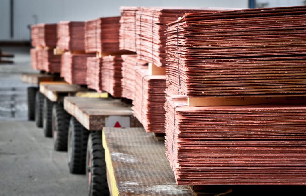Copper Climbs Above $6,000 as LME Orders Rise Most in 3 Years