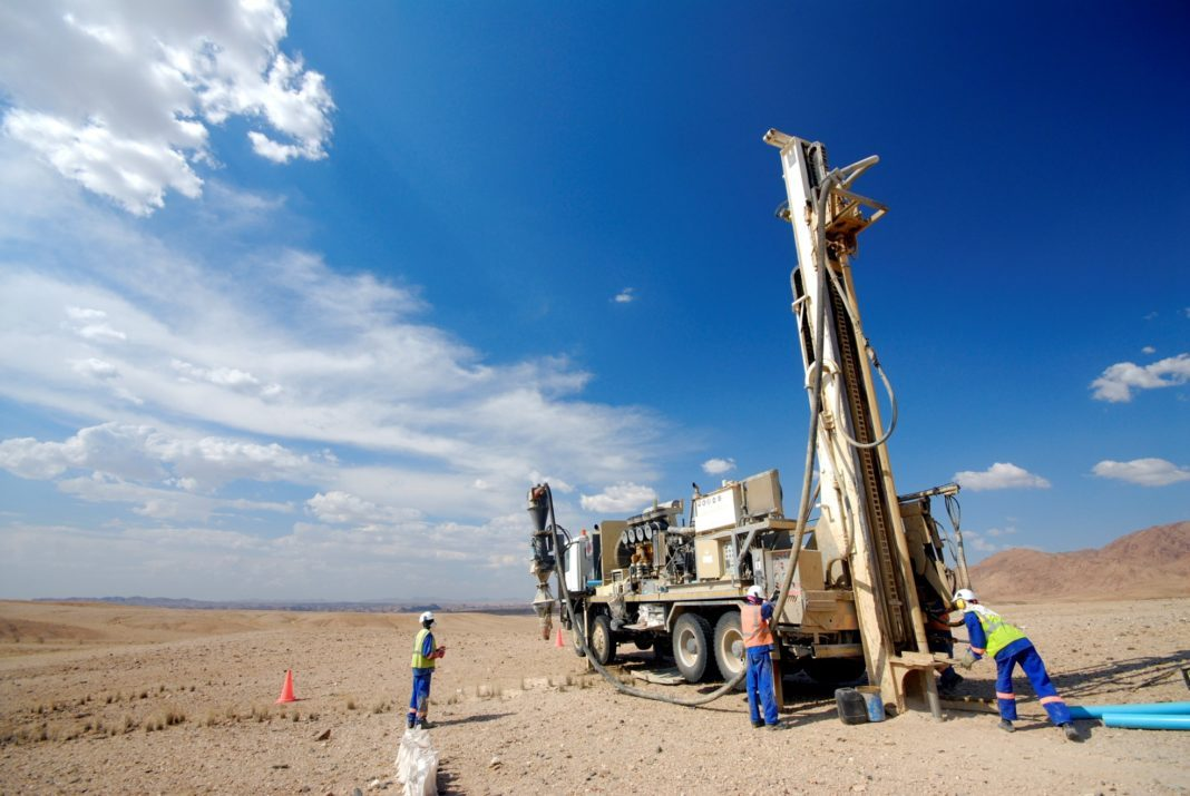 A drilling rig maintained by operator in a high risk environment