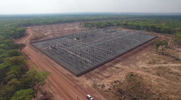 Loadsharing - Energy infrastructure build by a mine in Zambia