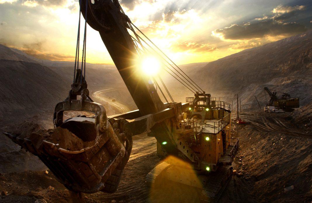 Mining-at-Nchanga-Open-Pit