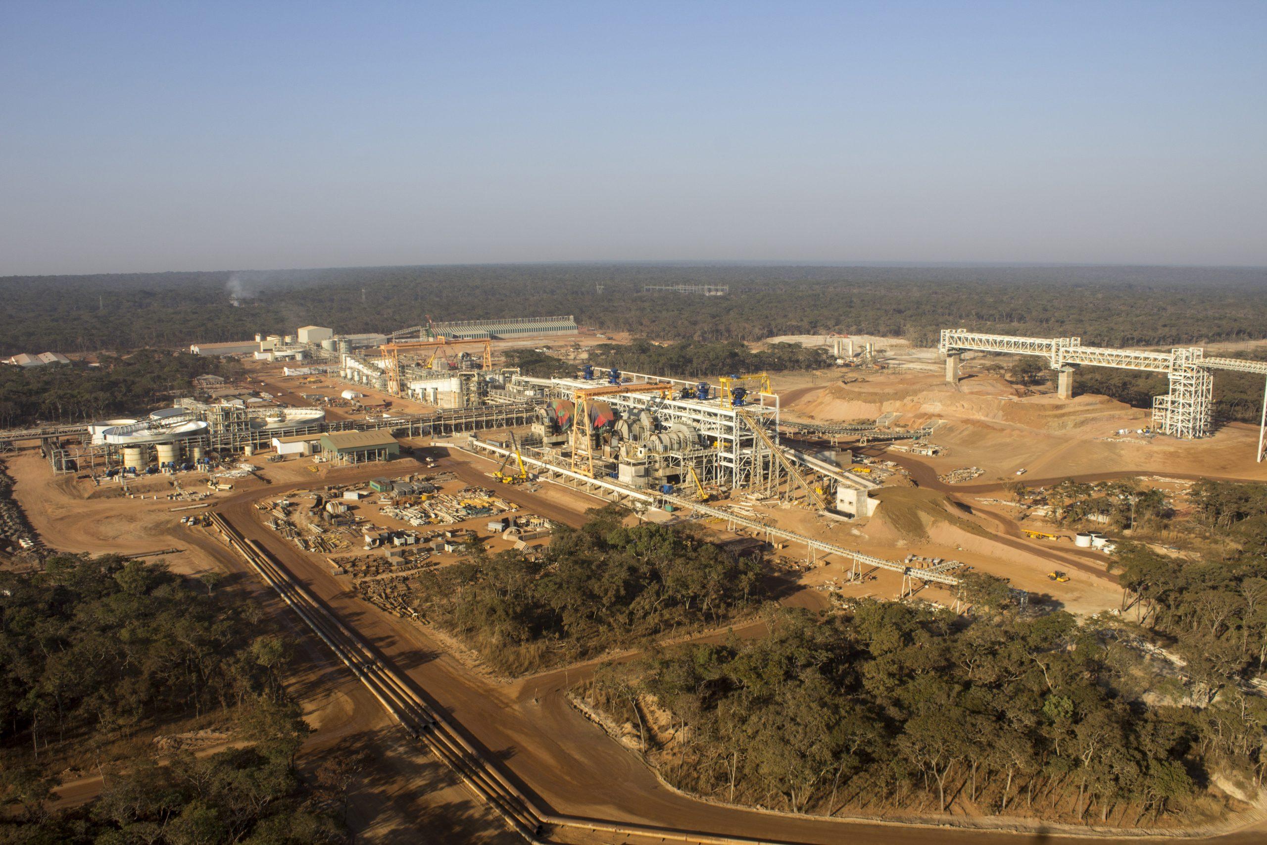 Sentinel Mine